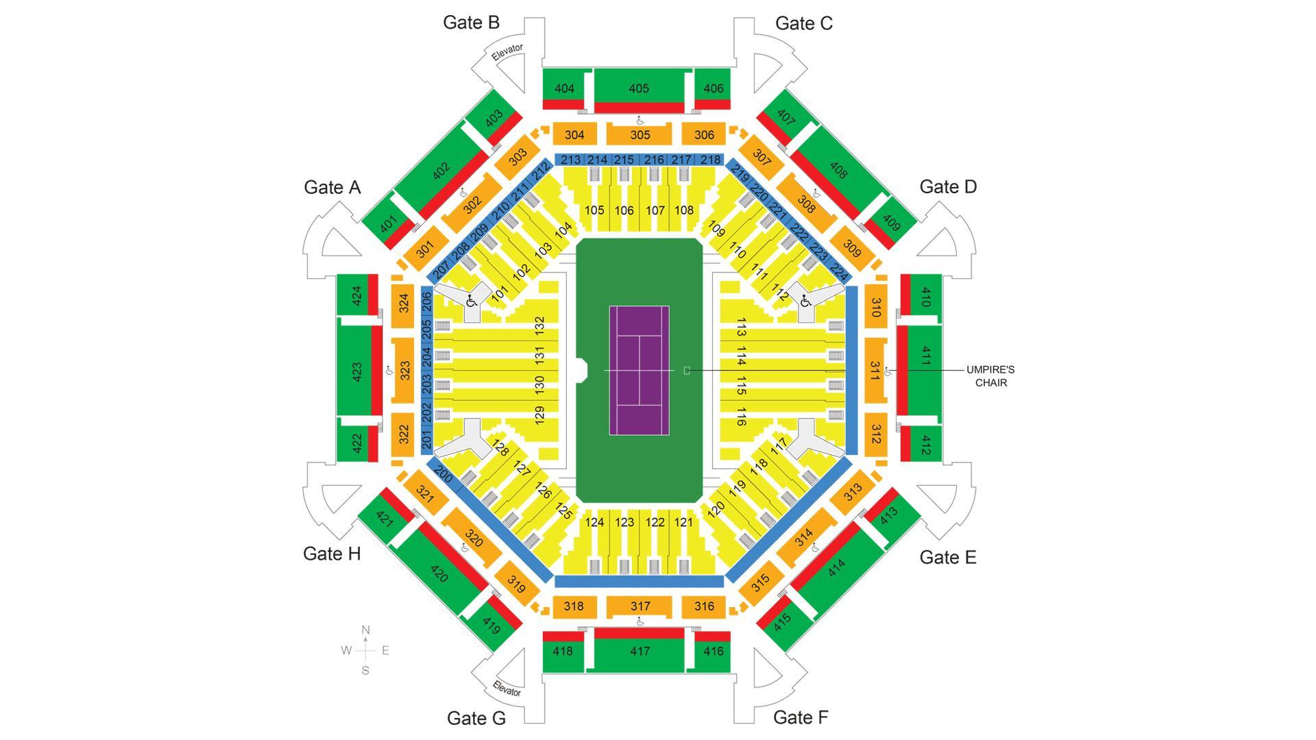 kart over dubai Dubai tennisstadion kart   Kart over Dubai tennisstadion (Forente  kart over dubai