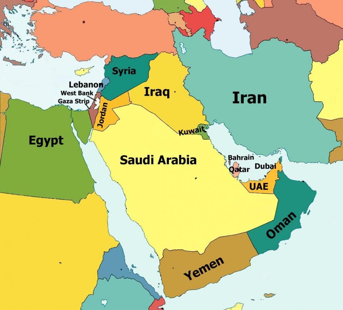 kart over dubai Dubai kart midtøsten   Dubai kart over midt østen (Forente  kart over dubai